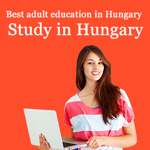 Best adult education in Hungary - Study in Hungary